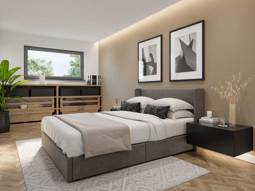 Eisenstadt_Bedroom 01