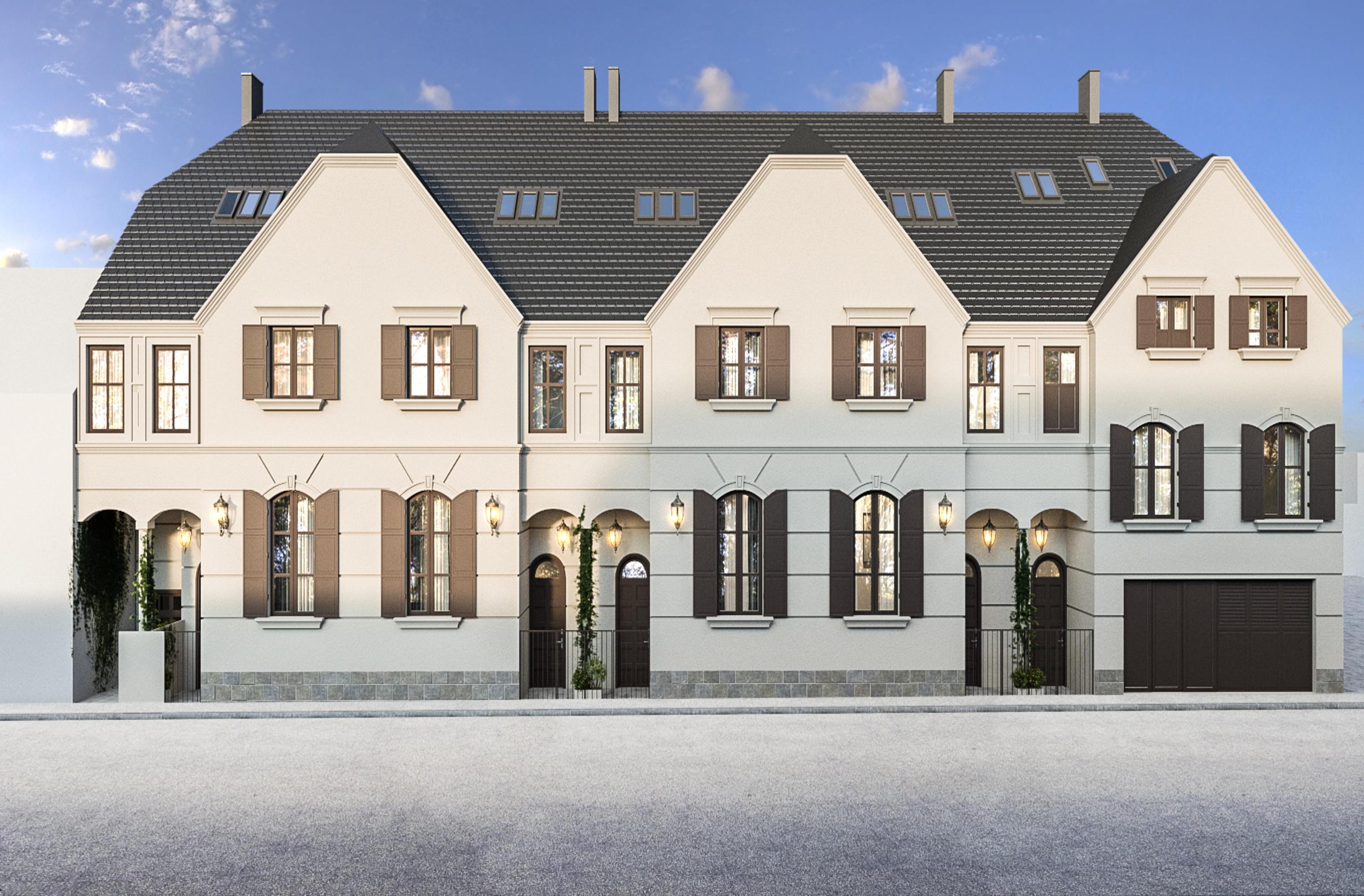 "Projekt Perchtoldsdorf ""Townhouses"""